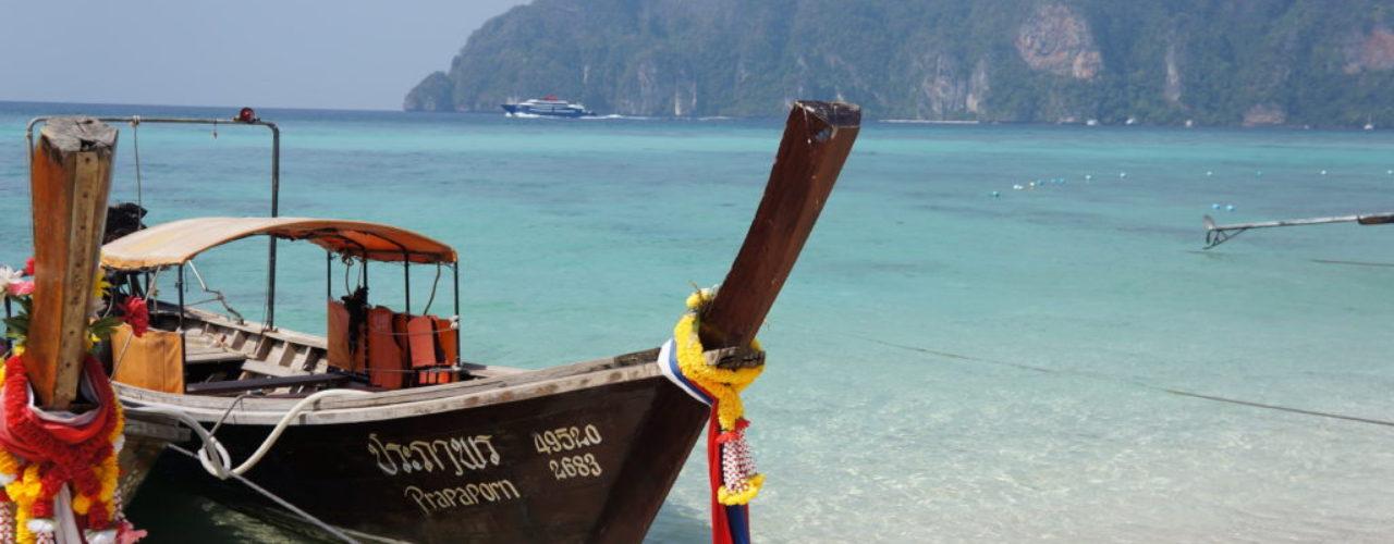 Шикарное видео островов Пхи-Пхи!